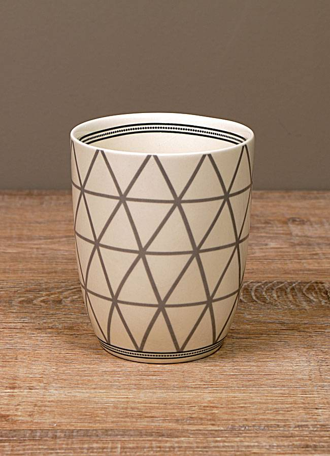 Becher-Pattern-Grey