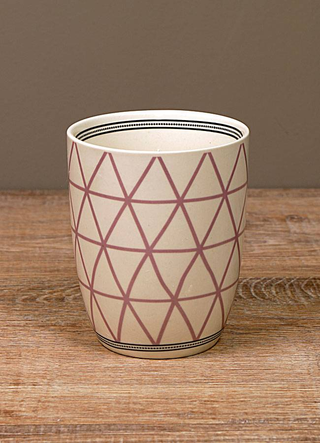 Becher-Pattern-Rose